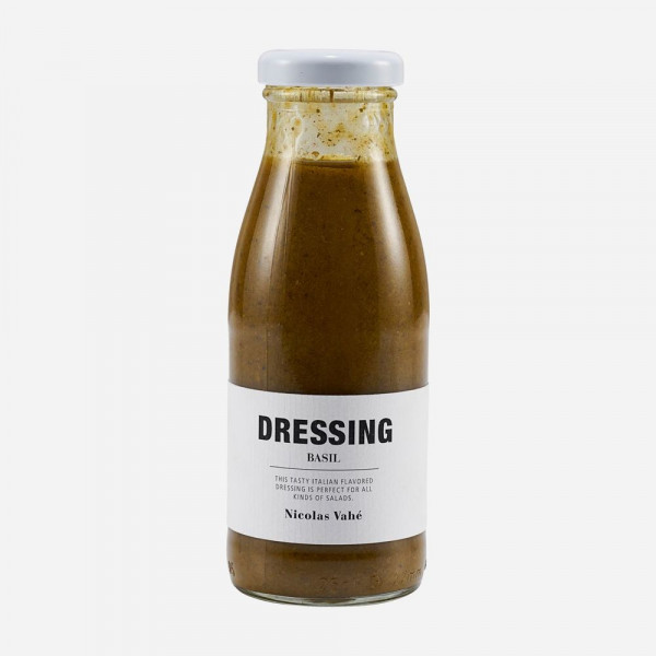 Dressing with Basil