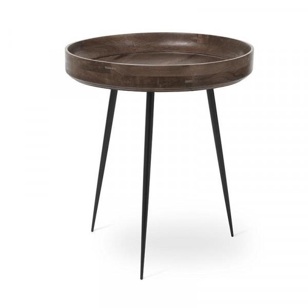 Bowl Table - Sirka Grey Mango Wood M