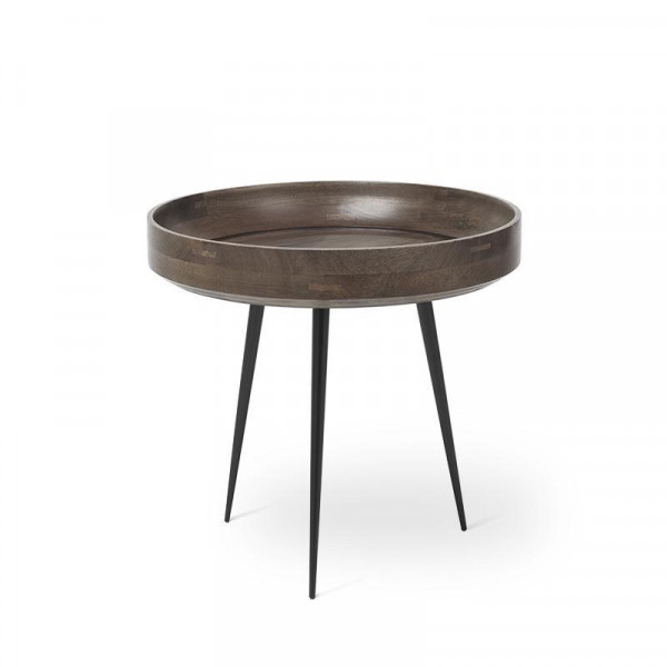 Bowl Table - Sirka Grey Mango Wood S