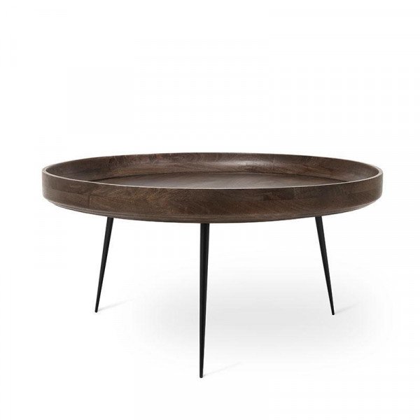 Bowl Table - Sirka Grey Mango Wood XL
