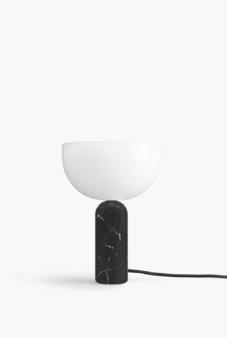 Kizu Table Lamp White Small ROGN Belysning og Interiør
