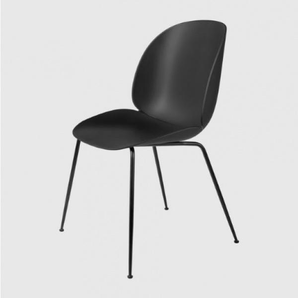 Beetle Dining Chair - Sort matt
