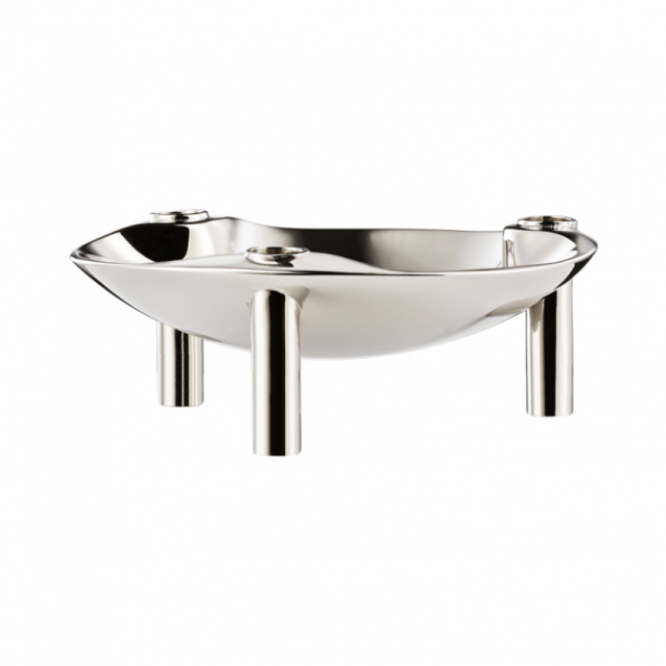 Nagel Bowl - Chrome