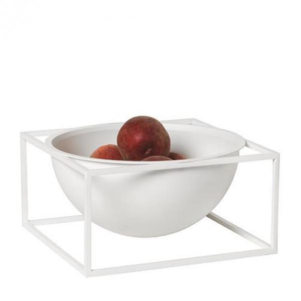 Bowl Centerpiece Large - Hvit