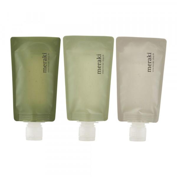Traveling Kit - Set of 3 bottles
